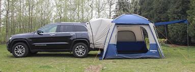 Палатка для автопутешествий